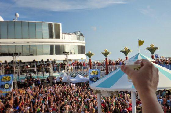 311 Cruise X4: Miami to Jamaica