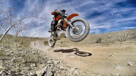 Solo Ride to Mt Potosi