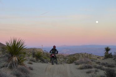 Singletrack, a Cabin and Christmas Tree Pass
