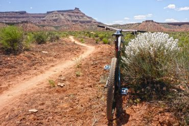 MTB Ride: Hurricane Rim, Utah