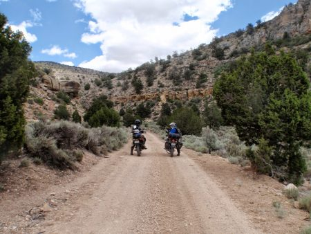 Toroweap, Grand Canyon ADV dual sport ride