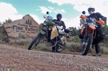 Adventure Ride Report: Henderson, NV to Pine Valley, UT