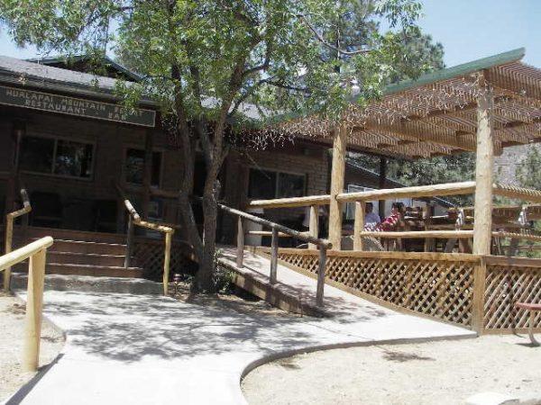 photo by Hualapai Mountain Resort