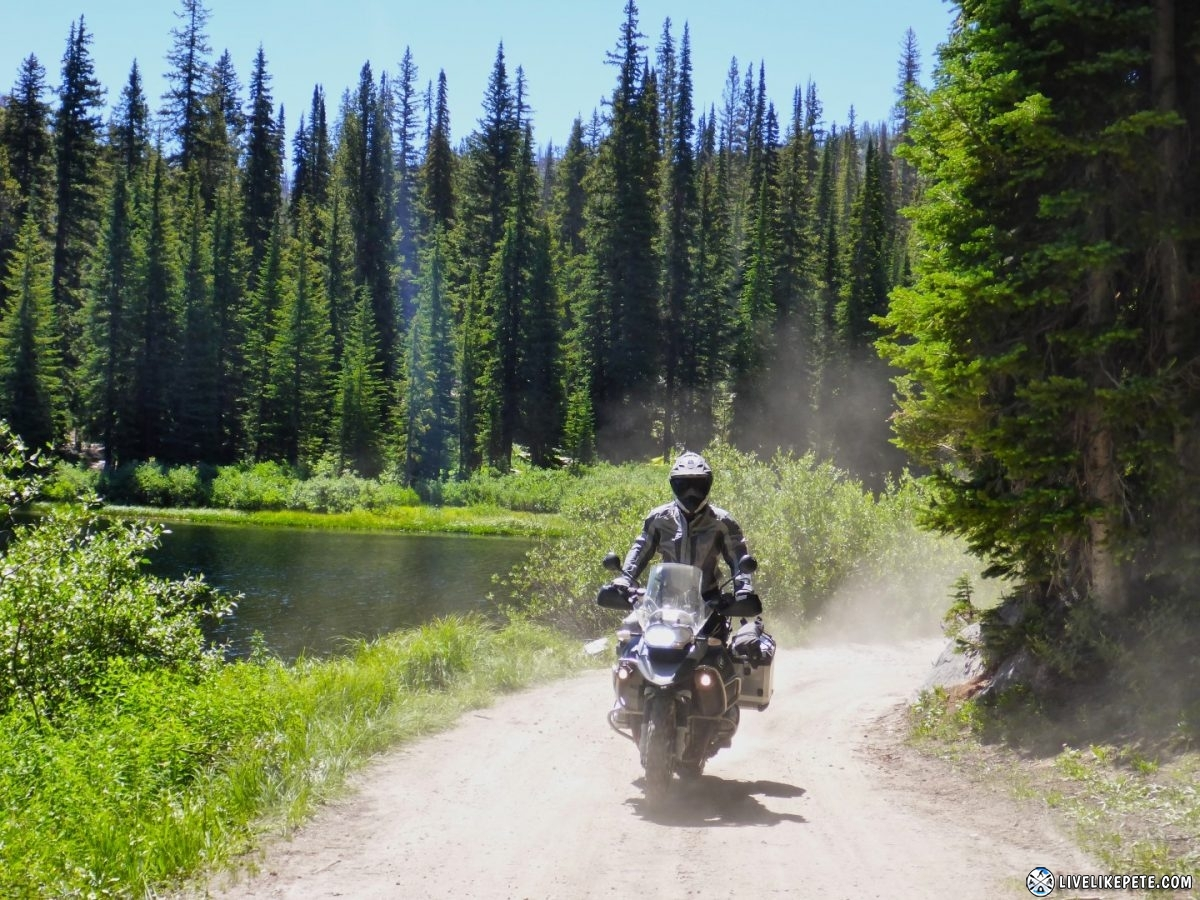 Idaho Backcountry Discovery Route