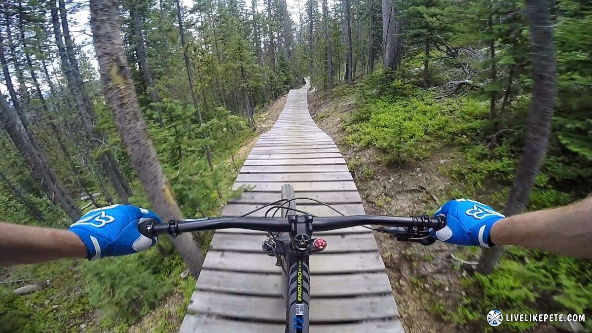 Trestle Bike Park, Colorado
