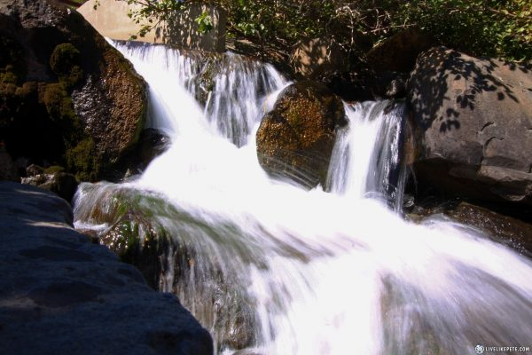 Waterfall at Twin Falls