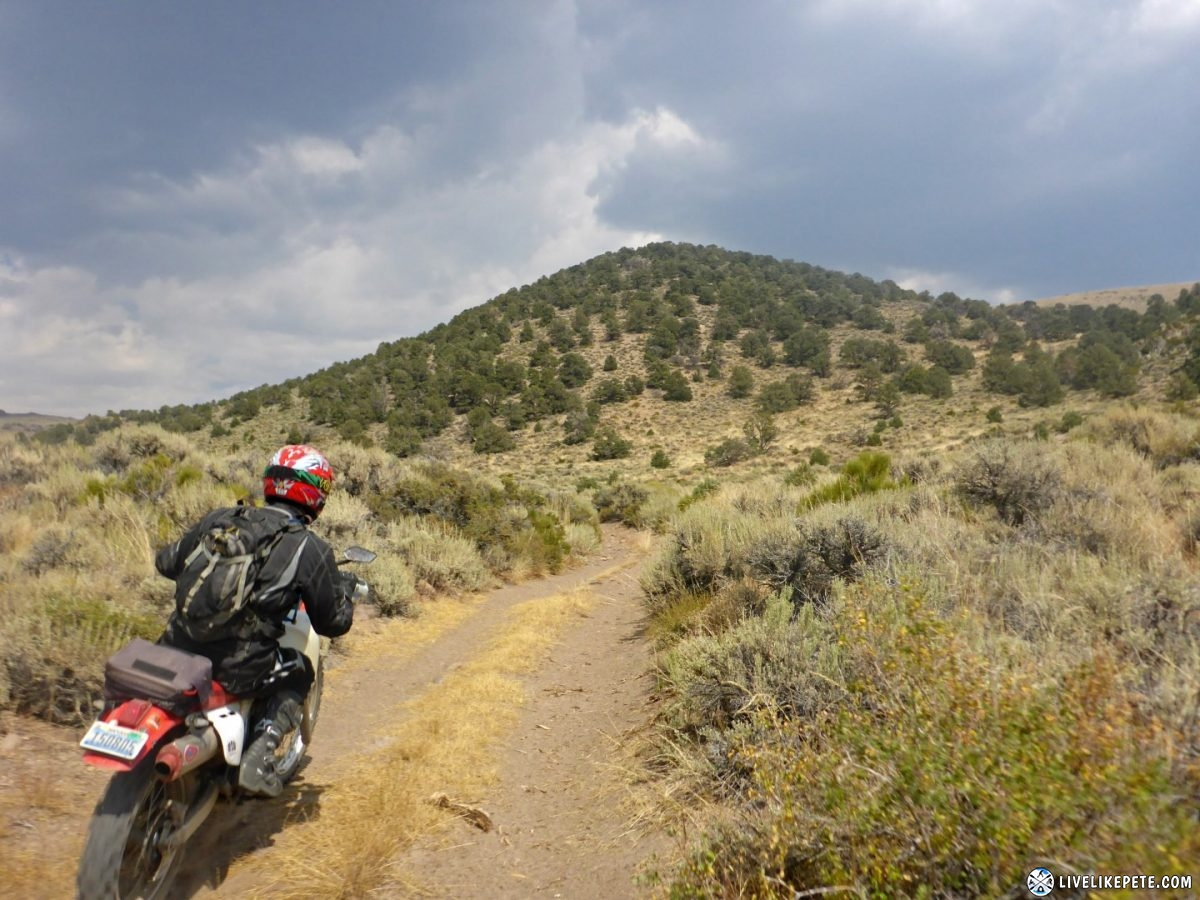 Mammoth Dual Sport Adventure Ride