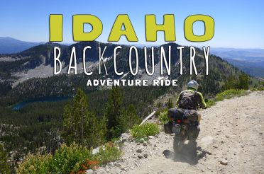 Idaho Backcountry Adventure Ride