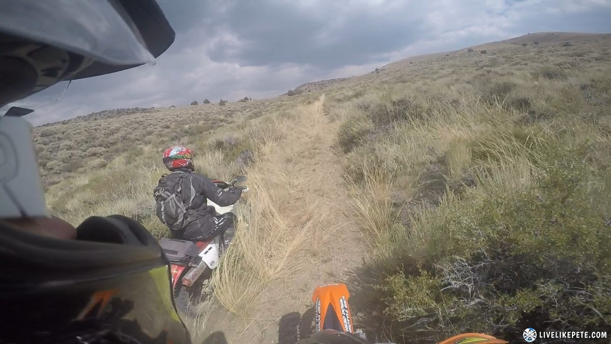 Mammoth Dual Sport Adventure Ride