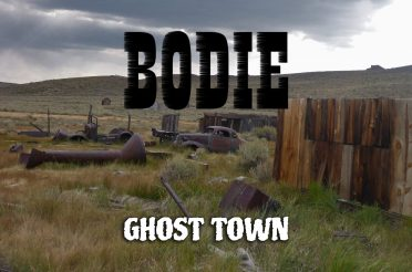 Exploring Bodie Ghost Town