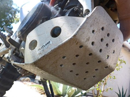 Flatland Racing Skidplate for KTM 690