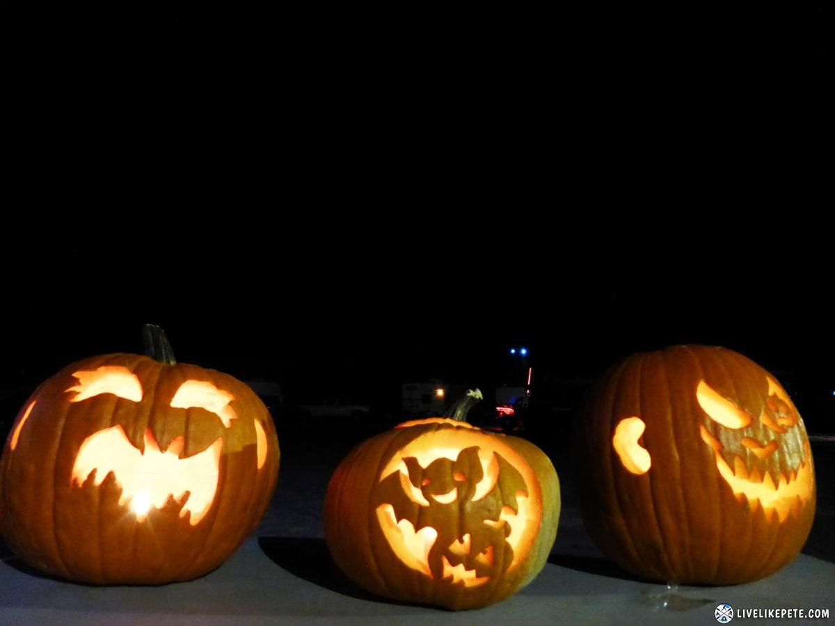 Dumont Dunes Halloween 16