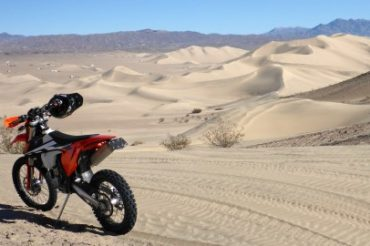 Chill Weekend at Dumont Dunes