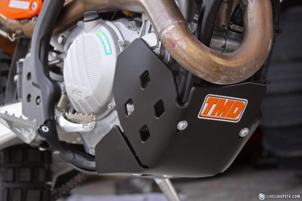 2017 KTM 500 EXC-F Build