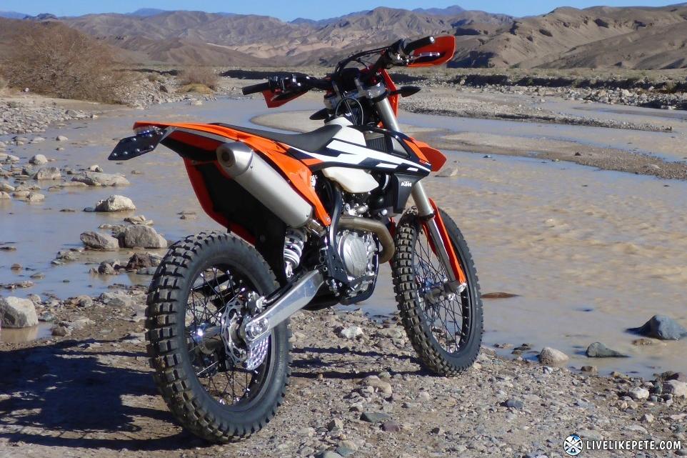 KTM 500 EXC-F Build