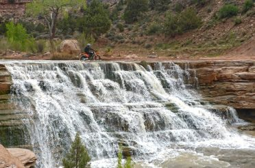 Overnight Adventure to Toquerville Falls