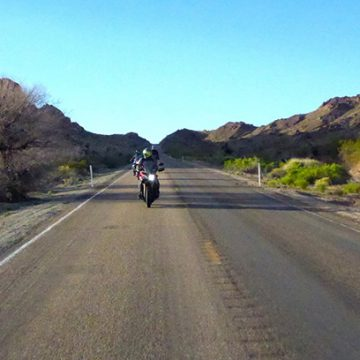 Tuesday Night Ride to Lake Mohave