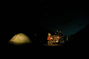 5 Ways to Make Motocamping More Comfortable