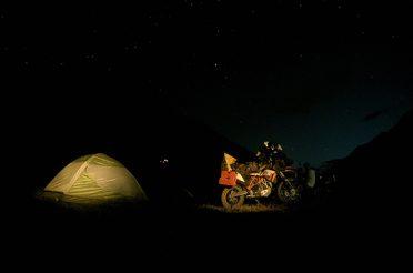 5 Ways to Make Motocamping More Comfortable
