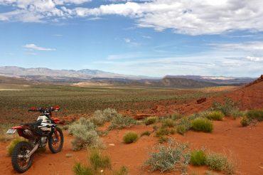 Solo Riding & Exploring Warner Valley, Utah