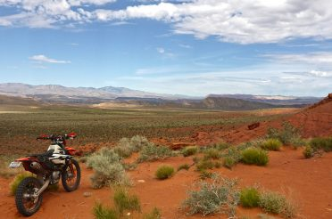 Solo Riding & Exploring Warner Valley, Utah