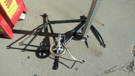 Here is why you do not rely on bike locks alone.