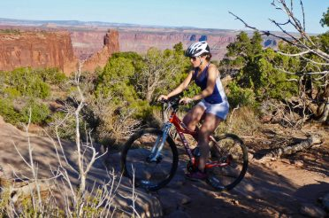 Mountain Biking Canyonlands National Park