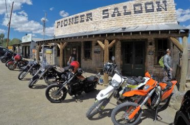 Ride Report: Goodsprings and Mt Potosi on 500's