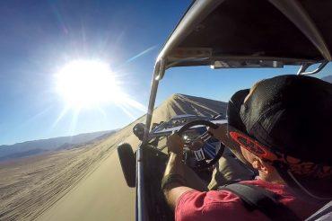 Dumont Dunes Trip Report: Halloween Weekend 2017