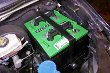 Dual 6 Volt Underhood Battery Tray: Sprinter Van