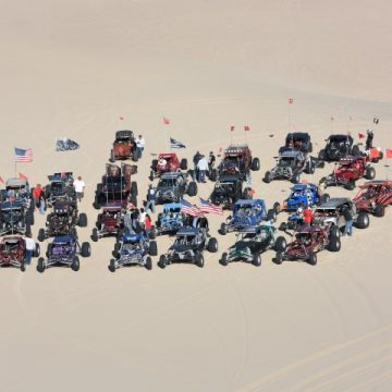 5th Annual Buggy Roundup Trip, Dumont Dunes