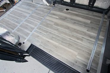 Sprinter Van Floor Project