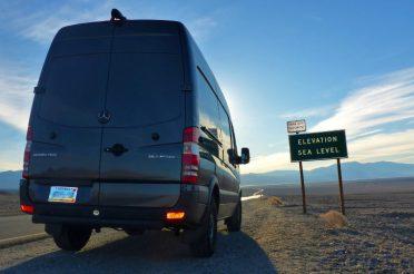 Sprinter AdVANture to Death Valley National Park