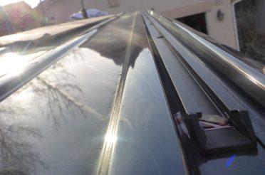 Installing Sprinter Van RTS523 Rhino-Rack Roof Rails