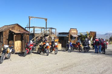 Adventure Ride Report: Goldpoint, Nevada