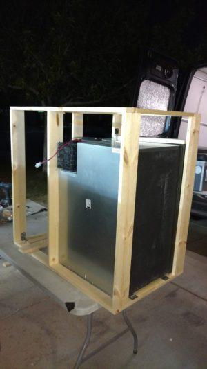 Sprinter Van Kitchen Galley: Our DIY Build