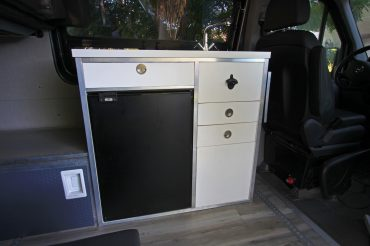 Sprinter Van Kitchen Galley: Our DIY Build