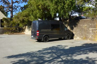 Tips for Urban Stealth Camping in a Van