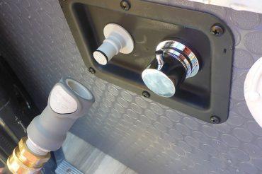 Sprinter Campervan Water System Install