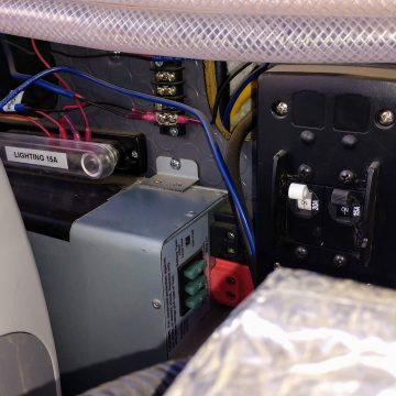 Sprinter Campervan Electrical System Overview