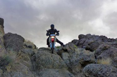 Ride Report: Singletrack Sunday near Primm, NV