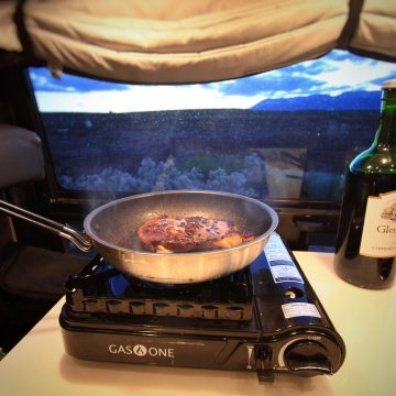 Cooking Gear Review: Gas One Butane Stove