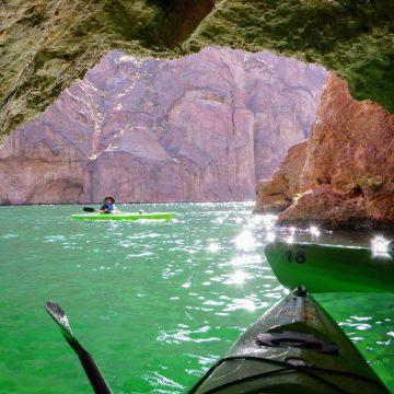 Paddle Report: Kayaking Black Canyon