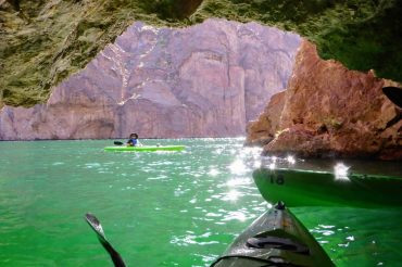 Paddle Report: Kayaking Black Canyon