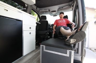 Our Sprinter Van Total Build Cost & What We Learned Along the Way
