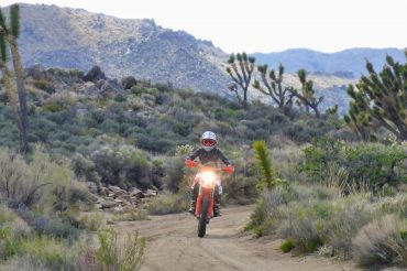 Solitude in the Mojave Preserve: Camping & Ride Report