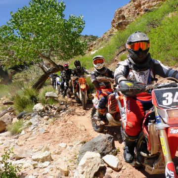 Ride Report: Toquerville and Warner Valley Moto Trip