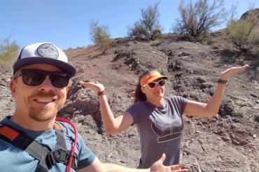 Havasu Adventures: Exploring Desert Bars and a Slot Canyon