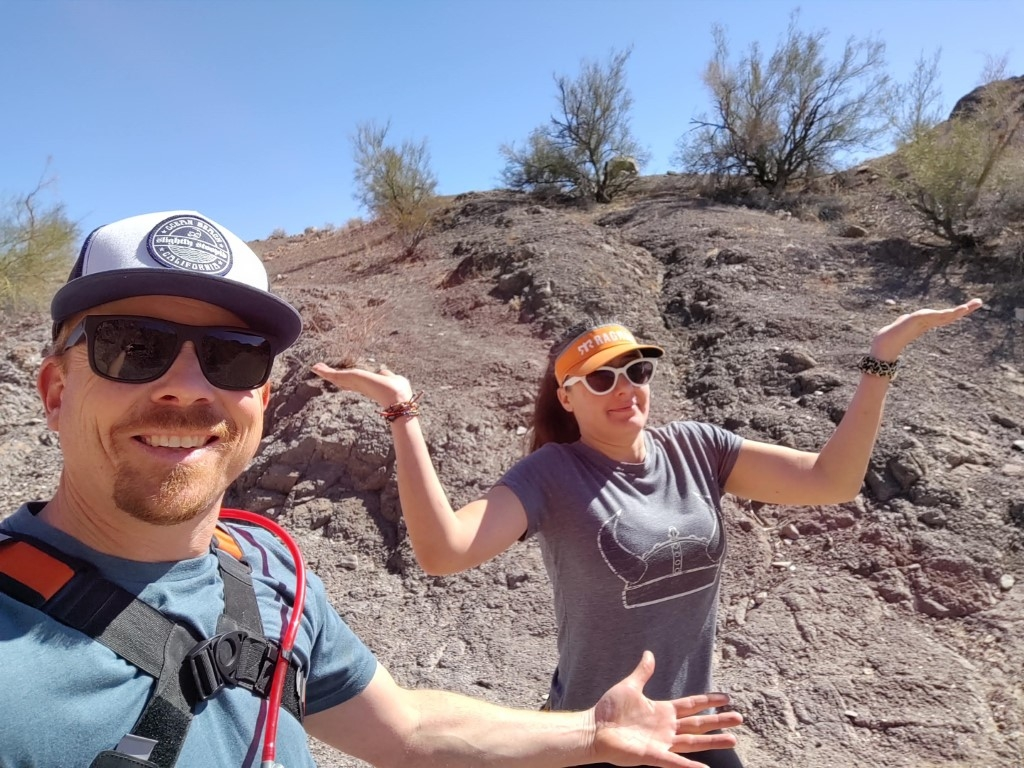 Havasu Adventures: Exploring Desert Bars and a Slot Canyon