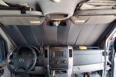 Xplr Outfitters Sprinter Van Window Covers Review